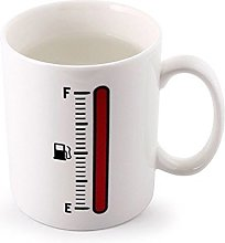 Hemoton Magic Mug Coffee Tea Milk Hot Cold Heat