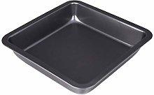 Hemoton Nonstick Square Cake Pans Baking Pans