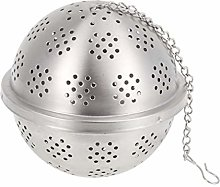 Hemoton Stainless Steel Mesh Tea Ball Tea Infuser