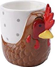 Hen Egg Cup Holder | Chicken | Breakfast |
