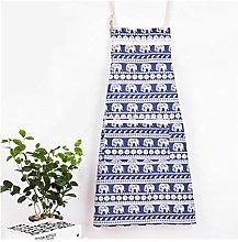 Henanyimeixiang Chef 1Pcs Plaids Striped Cotton
