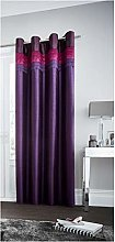 Hendem® Door Panel Single Curtain La Moda Eyelet