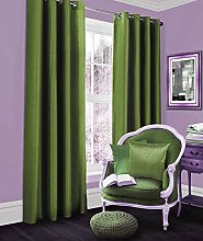 Hendem Tradings® Faux Silk Curtains Ring Top