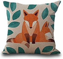 Hengjiang Cushion Covers 45cmx45cm /18 x 18 Animal