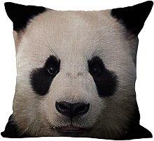 Hengjiang WEIANG Animal Face Sofa Cushion Cover