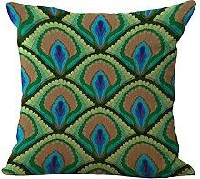 Hengjiang WEIANG Animal Textures Series Pillow