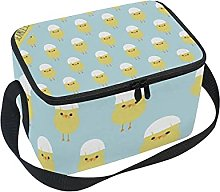 hengpai Easter Little Chicken Lunch Box Insulated