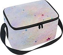 hengpai Glittery Star Confetti Colorful