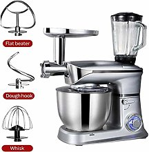 HengYue Electric Stand Mixer Food Processor, 6.5