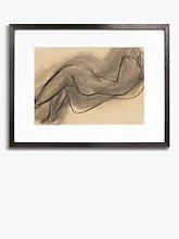 Henri Matisse - 'Nu Couche Du Dos' Wood