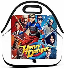 Henry Danger Good Vs. Evil Insulated Lunch Bag