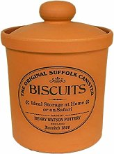 Henry Watson - Airtight Biscuit Canister -
