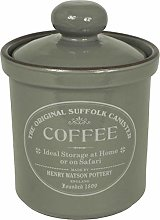 Henry Watson - Airtight Coffee Canister - Slate