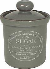 Henry Watson - Airtight Sugar Canister - Slate