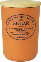 Henry Watson - Airtight Sugar Canister -