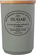 Henry Watson - Airtight Sugar Canister -