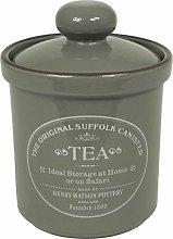 Henry Watson - Airtight Tea Canister - Slate Grey,