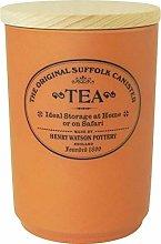 Henry Watson - Airtight Tea Canister - Terracotta,