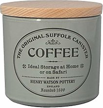 Henry Watson - Small Airtight Coffee Canister -