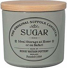 Henry Watson - Small Airtight Sugar Canister -