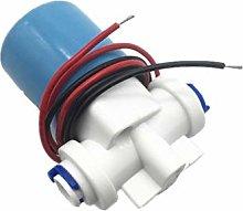 HEQIE-YONGP Valve Plastic Solenoid Valve 12VDC For