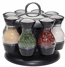 Herb and Spice Rack, Kitchen Revolving Countertop