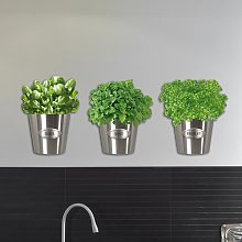 Herb Pot Wall Decoration Symple Stuff