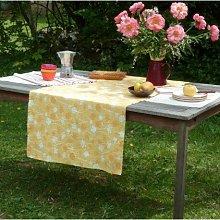 Herbs 100% Cotton Tablecloth Fleur De Soleil