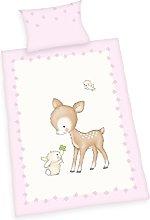 Herding Baby Best Jana Deer Bed Linen, Cotton,