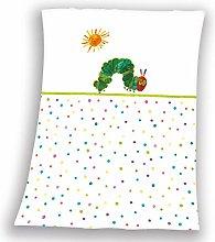 Herding The Very Hungry Caterpillar Baby Blanket,