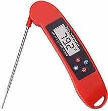 Herfair Food Thermometer, Digital Instant Read