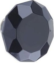 Heritage Bathrooms Glass Faceted Door Knob Handles