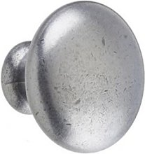 Heritage Bathrooms Pewter Door Knob Handles