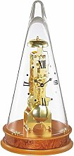 Hermle Design Clock with 14 day Skeleton Movement