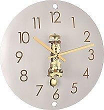 Hermle Modern Wall Clock with Mechanical Drive