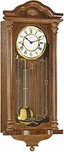 Hermle Pendulum Mechanical Regulator Wall Clock -