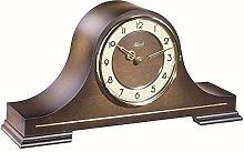 Hermle Stepney Tambour Style Quartz Mantel Clock