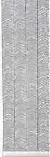 Herringbone Wallpaper - 1 panel - L 53 cm by Ferm