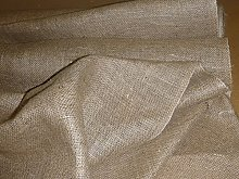 "HESSIAN 40"" 10 OZ 20 METERS UPHOLSTERY SUPPLIES"