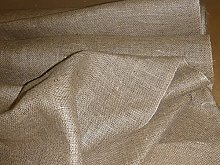 "HESSIAN 40"" 10 OZ 5 METERS UPHOLSTERY SUPPLIES"