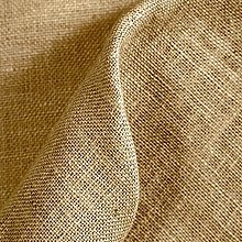 Hessian Fabric - 100% Yute - 150 cm Wide - Crafts