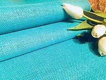 HESSIAN JUTE Fabric Burlap Sacking Cloth - Table