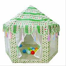 Hexagon Pet Tent Teepee Mongolia House Dog Bed