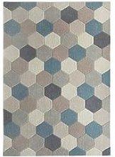 Hexagon Rug - 120X170Cm