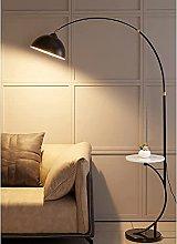 HEZHANG 72.8In Arc Floor Lamp,Fishing Floor Lamp