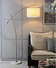HEZHANG Floor Lamp for Bedroomroom, Modern