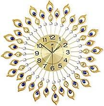 HEZHANG Living Room Clock European Creative
