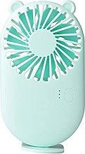 HEZHANG Rechargeable USB Portable Pocket Fan Cool