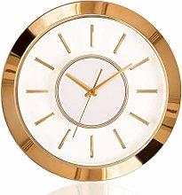 HEZHANG Wall Clock Alarm Clock Mute Wall Clock