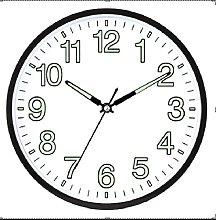 HEZHANG Wall Clock Mute Wall Clock Living Room